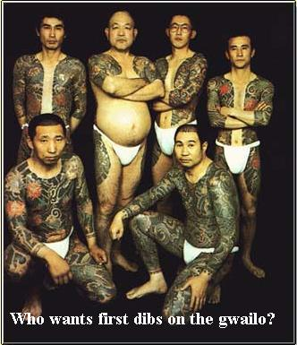 Chinese convicts