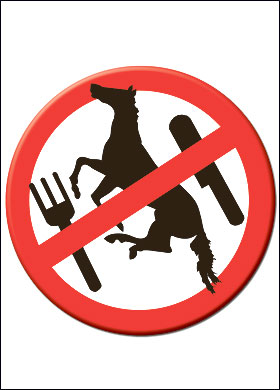 Horse Meat = Rickets?? Eat-horse