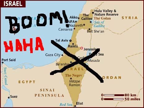 Israel According to Ahmadinejad