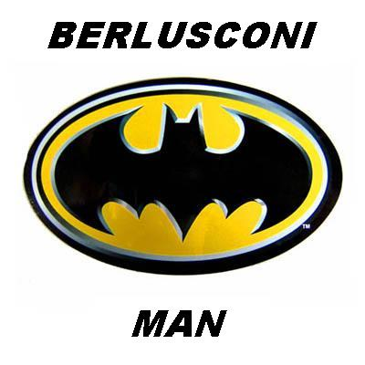 berlusconi batman