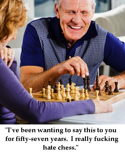 hate chess