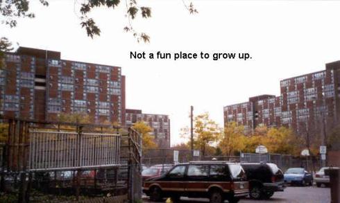 Regent Park Toronto