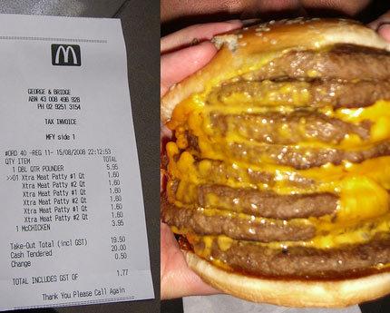 disgusting mcdonalds