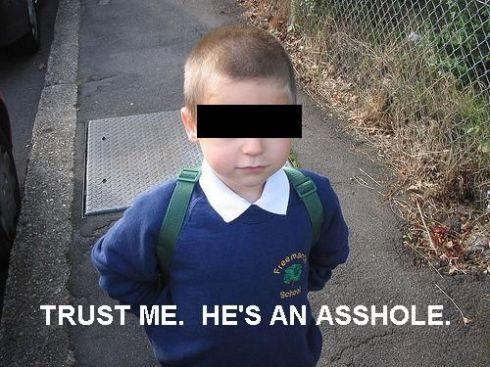 prep school kid