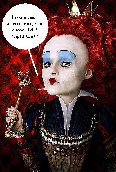 helena bonham carter red queen