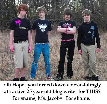 stupid emo teens