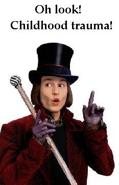 johnny depp willy wonka