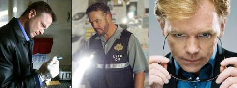 csi leading men