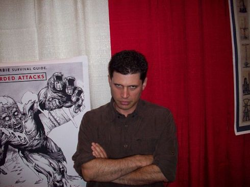 max brooks fan expo
