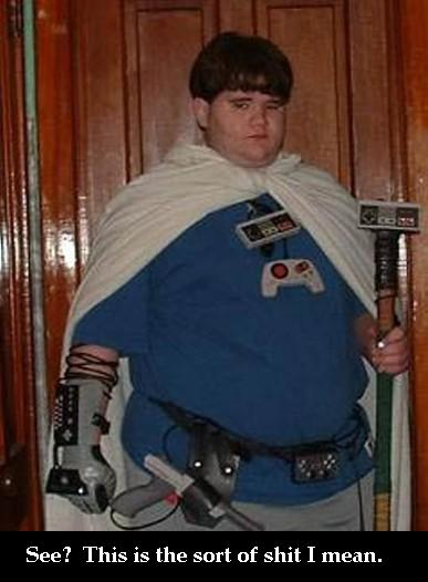 fat star wars nerd