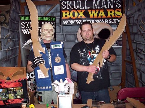 skull man jason argonaut box wars