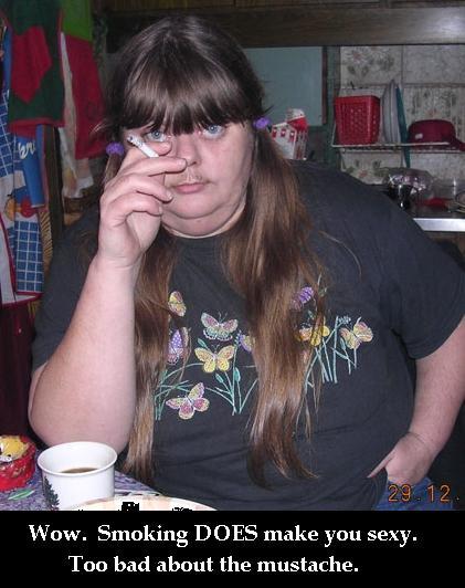 ugly smoker
