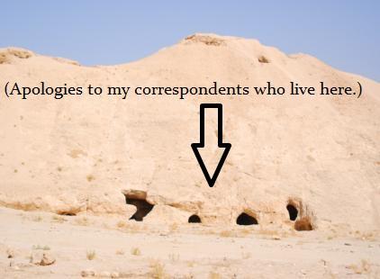 afghan caves