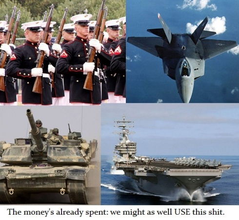 american military