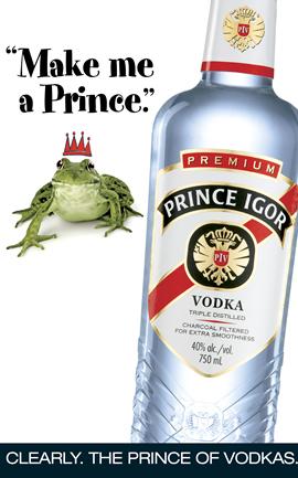 prince igor vodka