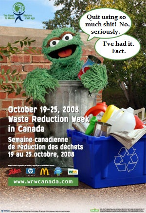 waste reduction week canada