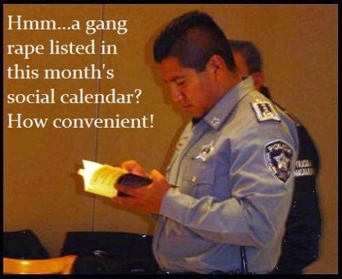 police reading